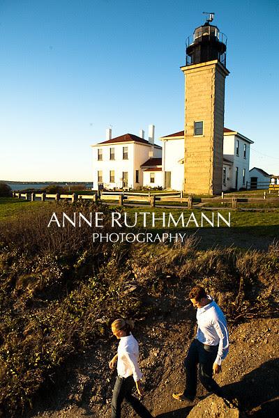 Jamestown Rhode Island Engagement