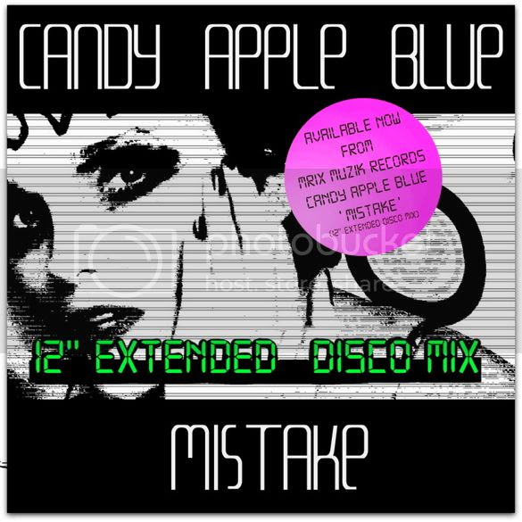 Candy Apple Blue • Mistake EP