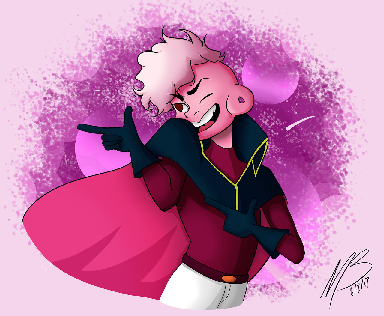 ~Bingo Bongo~ Im so exited for this arc, Lars has always been my favorite