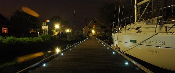 GBL Outdoor LED Lights - Floodlights, Step and Deck Lighting