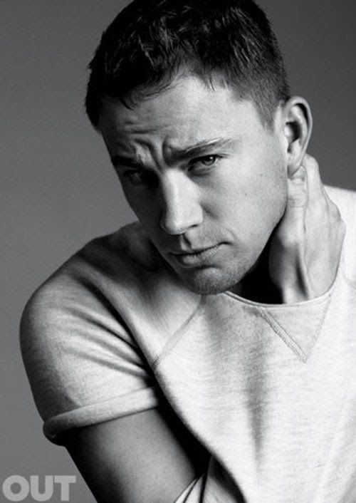Out magazine - June 2012, Channing Tatum