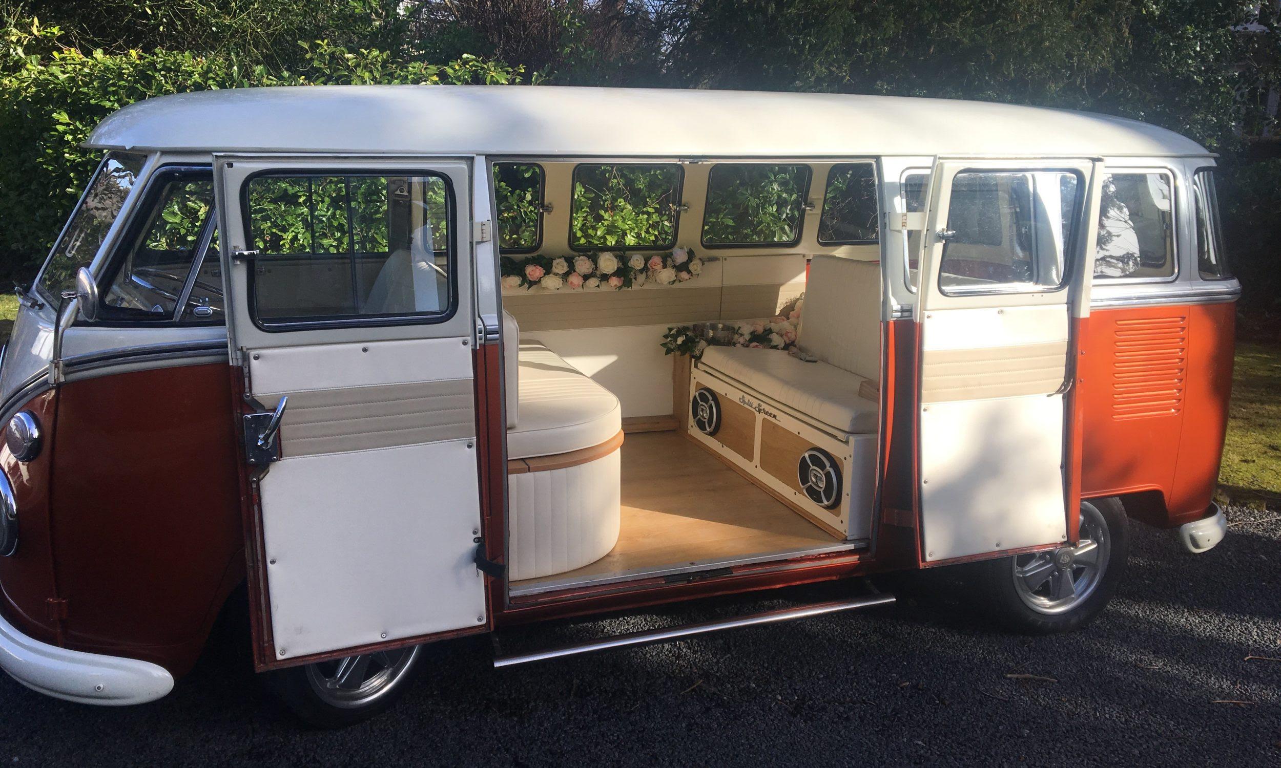 Vw Camper Classic Car Rental Northumbria Classic Car Hire Northumbria Classic Car Hire