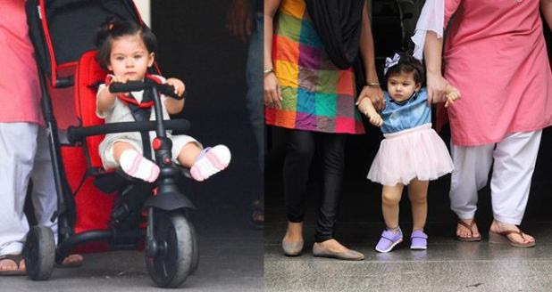 Soha and Kunal's daughter Inaaya Turns 1 Today, Actress Shares Pictures