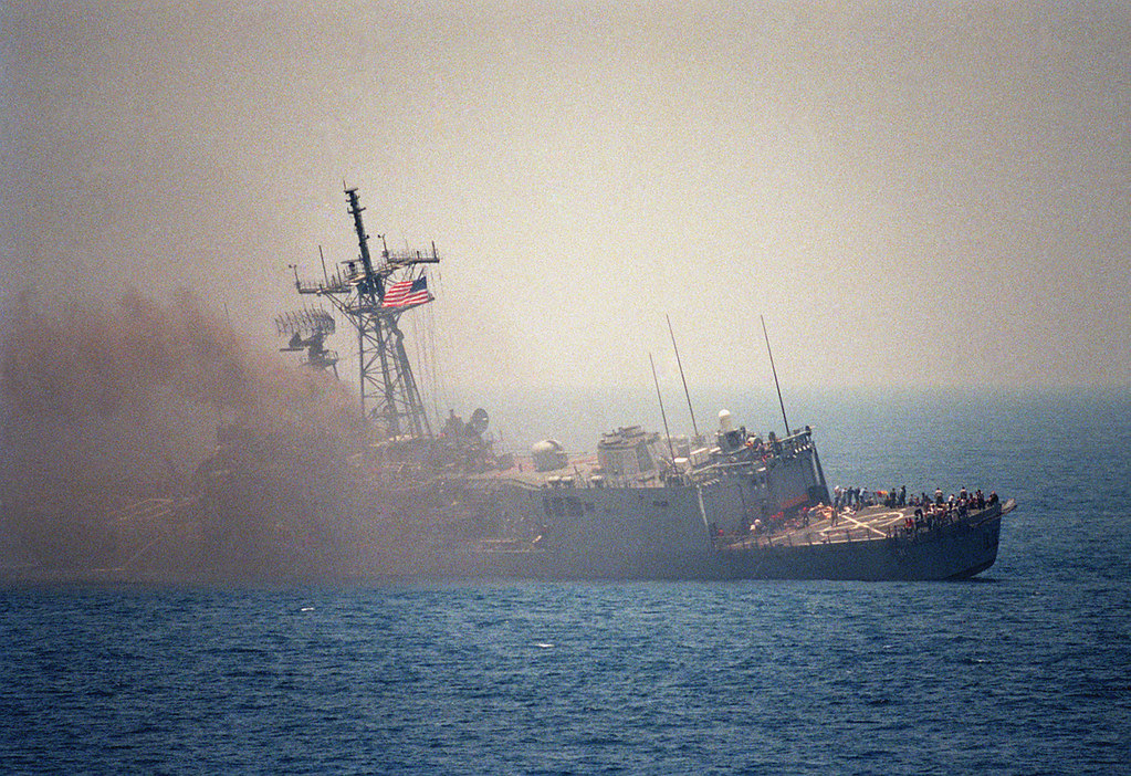 USS Stark (FFG 31)