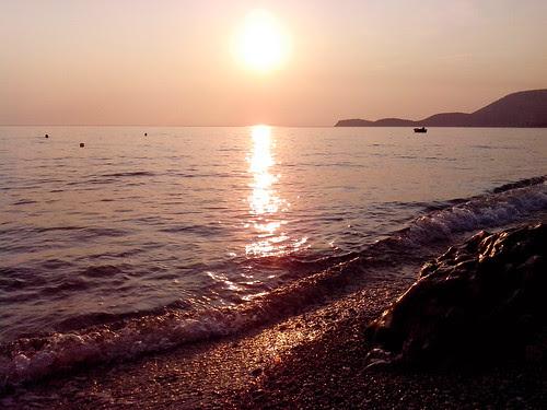 Il tramonto, sempre una emozione by Ylbert Durishti