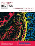 Nature Reviews Gastroenterology & Hepatology cover