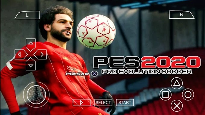 PES 2020 Game Download For Android 600MB Offline Mode (PSP Version)