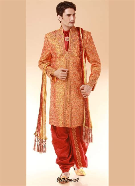 Indian Groom Dress   Wedding Sherwanis   XciteFun.net
