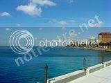 Fotos del Malecón de Santo Domingo, República Dominicana, un Desastre!
