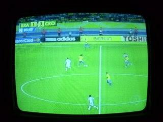COPA 2006 - Análise de Brasil 1 x 0 Croácia