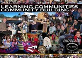 Community building community strengthening poster