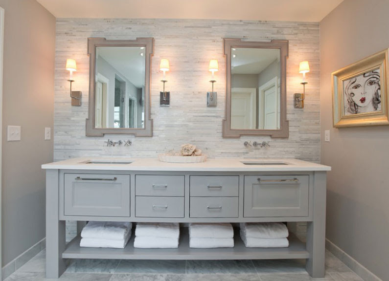 Office Bathroom Decor Ideas Image Of Bathroom And Closet