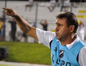 Zé Teodoro - técnico do ABC (Foto: Frankie Marcone/Divulgação/ABC)
