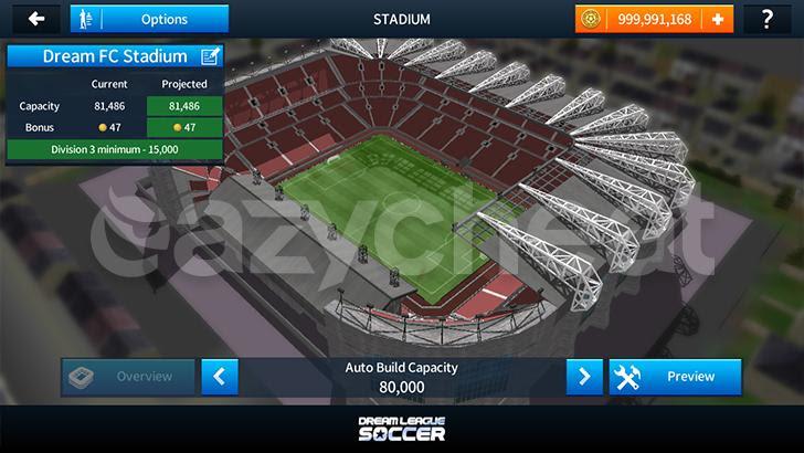 Dream League Soccer 2018 Unlimited Coins
