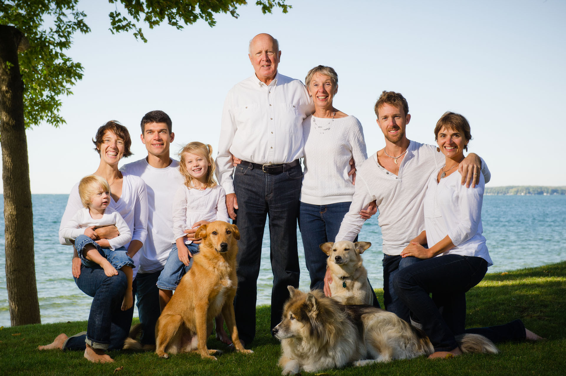 Multi Generational Family Portraits Houlden Studios