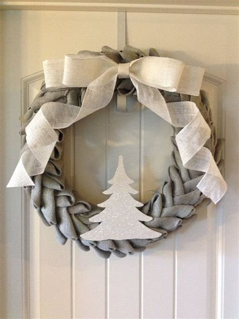 Top 19 White Christmas Wreath Designs ? Cheap Holiday