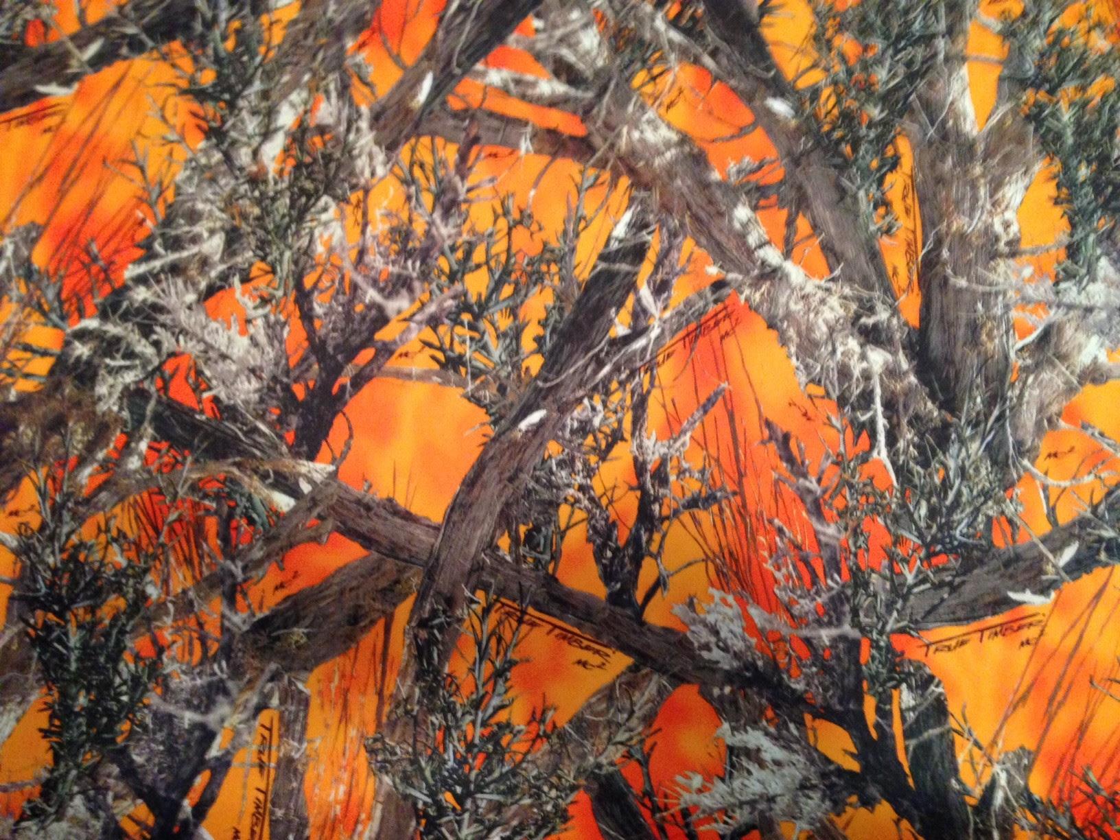 Orange Camo Wallpaper  WallpaperSafari