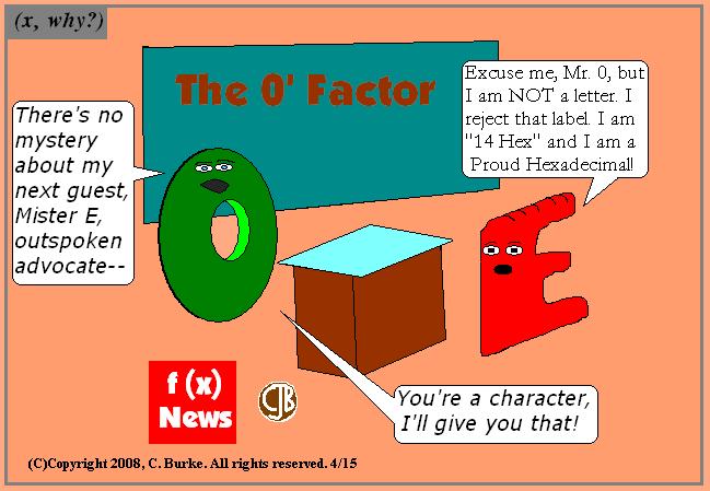 0'Factor 005