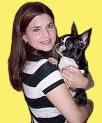 Rachel lighter yellow background