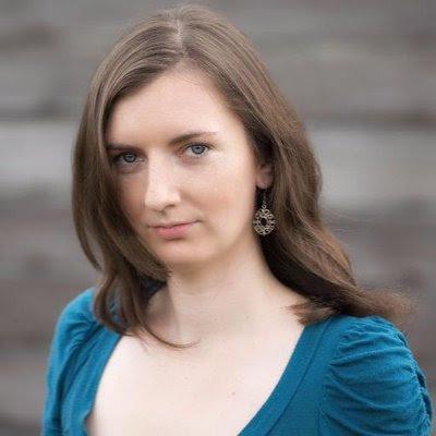 Headshot for author Miranda Brock.