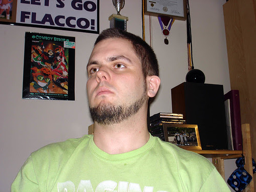 Playoff Beard After