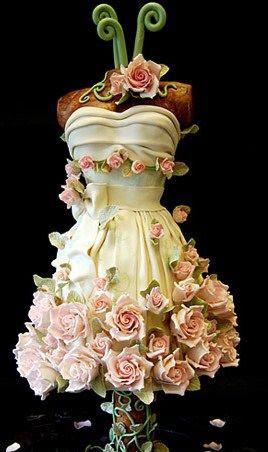 10. Слишком красиво, чтобы съесть произведение, торт