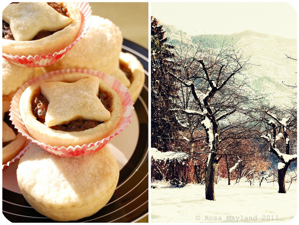 Mince pies Picnik collage 3 bis