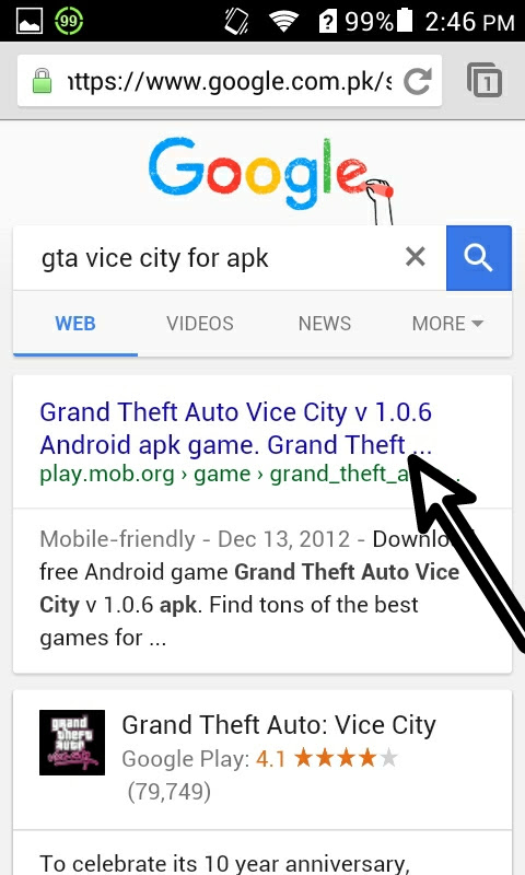 gta vice city game download in mobile free