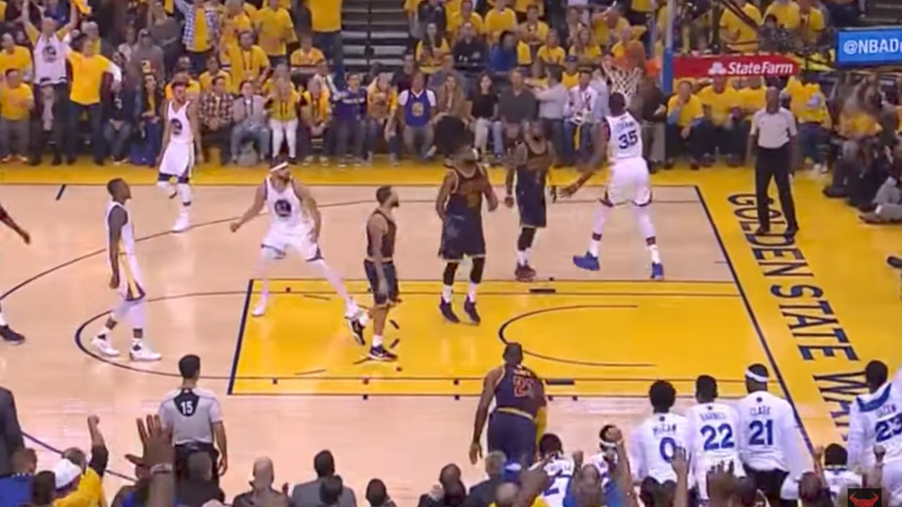 WATCH: Kevin Durant Blows by LeBron James For One-Handed ...