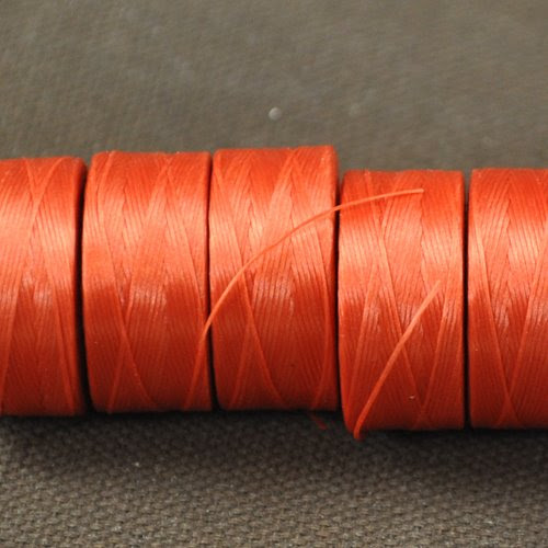 clbaa-og Thread - Size AA C-LON Thread - Orange (Spool)