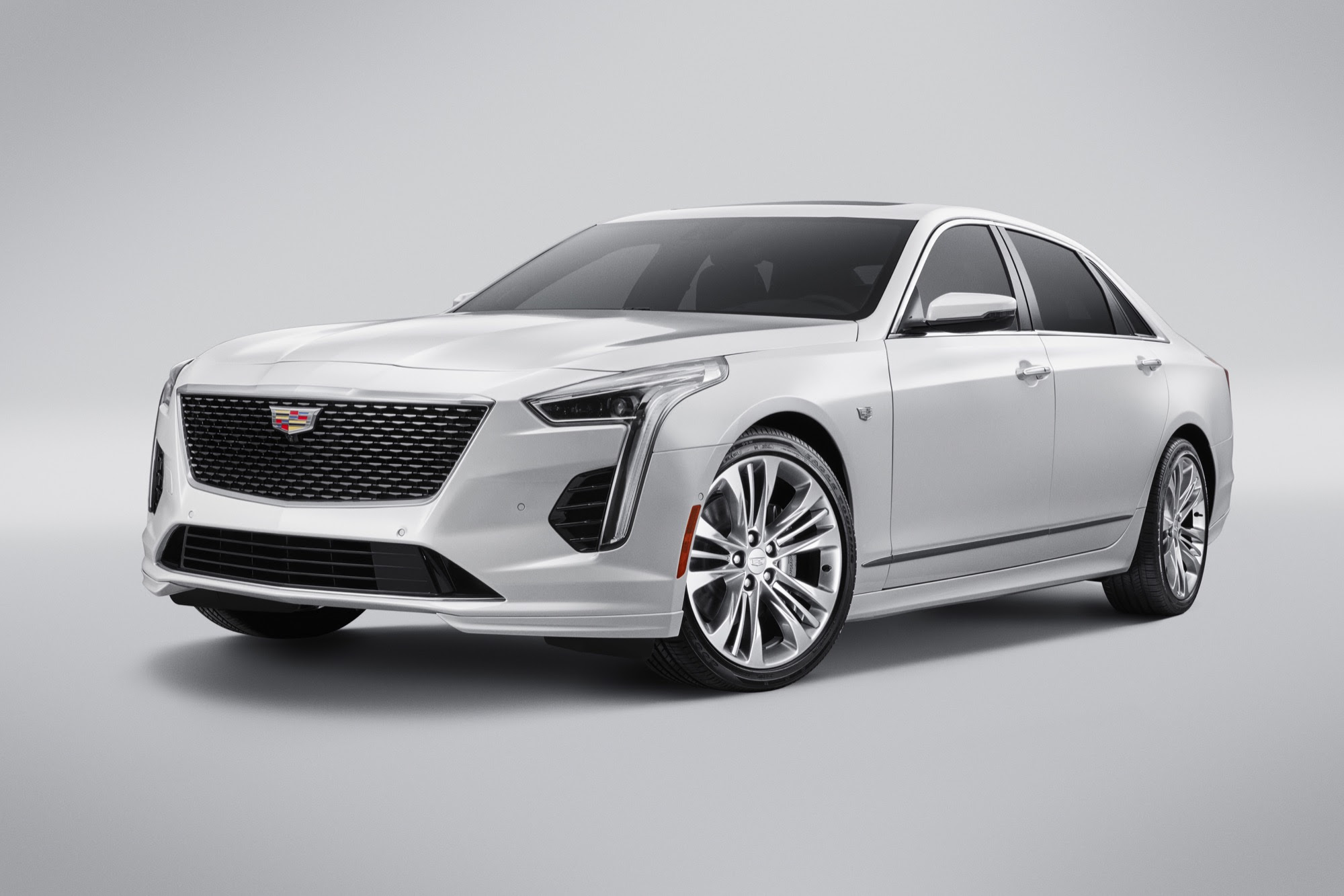New Shadow Metallic Color For 2019 Cadillac CT6: First ...