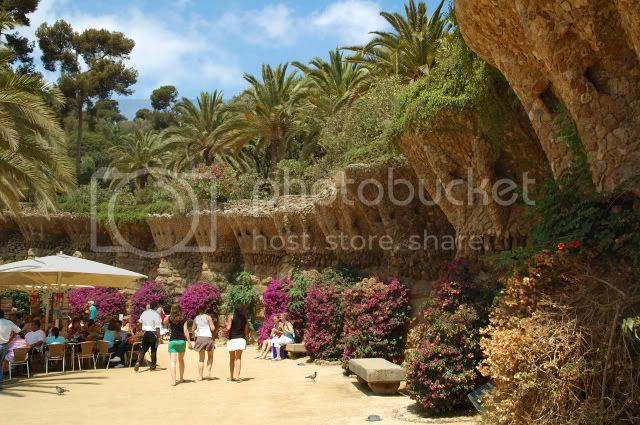 Park Guell Gardens [enlarge]