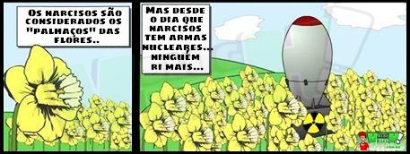 Blog Viiish - Tenha medo de narcisos