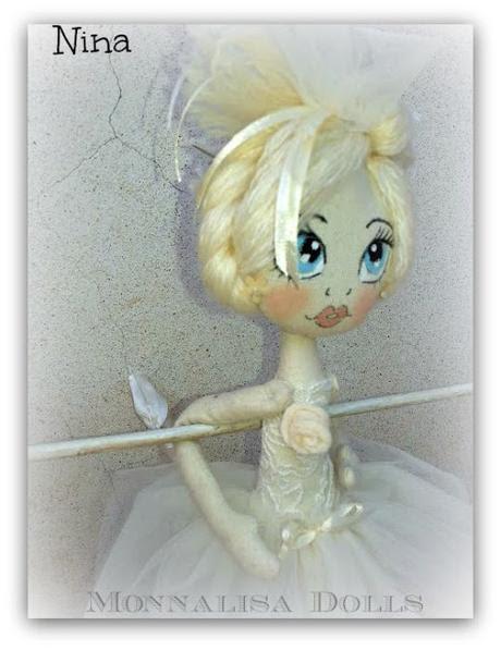 Diario di una ballerina: Nina