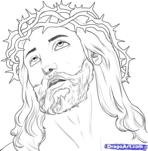 jesus christ   cross drawings   draw jesus