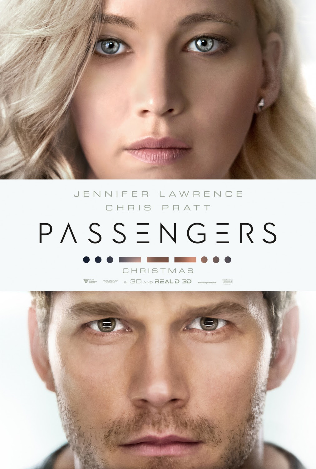 Image result for passengers poster