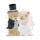 Teddy Bear Wedding on Behance