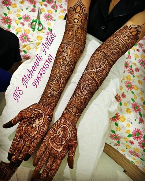 NS Mehndi Artist, Bridal Mehndi Artist in Mumbai   WeddingZ