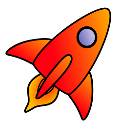 Rocket-Picture by ElectronicRU -