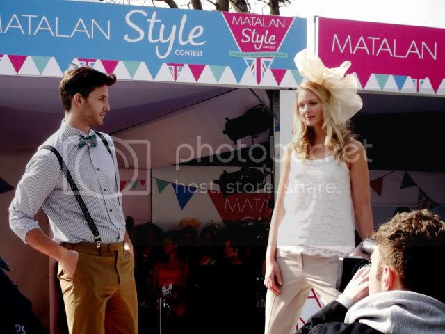 aintree ladies day style, aintree ladies day fashion 2012, matalan style contest 2012, matalan style show