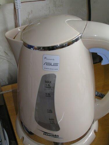 Чайник от АСУС-а