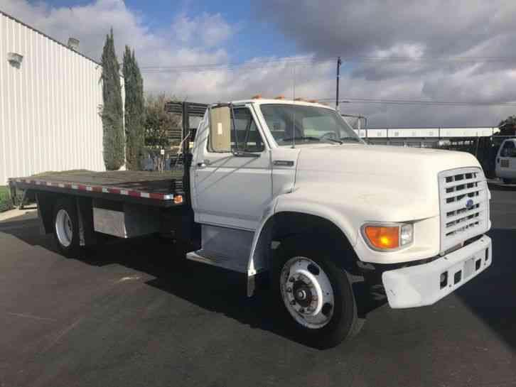 Ford F800 (1997) : Medium Trucks
