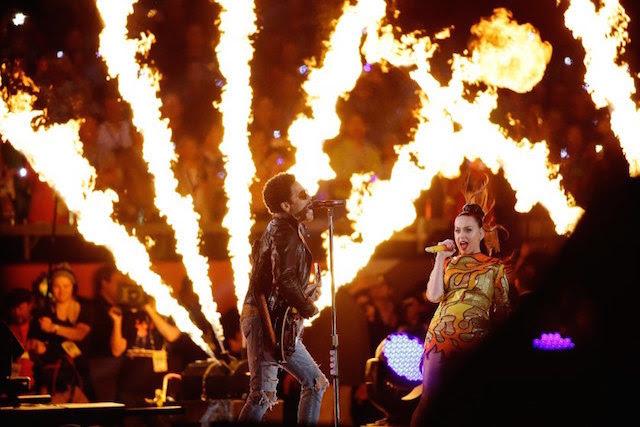 Katy Perry, Lenny Kravitz