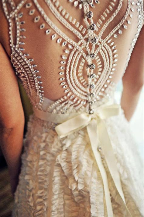 Lace Back Wedding Dresses   Part 4   Belle The Magazine