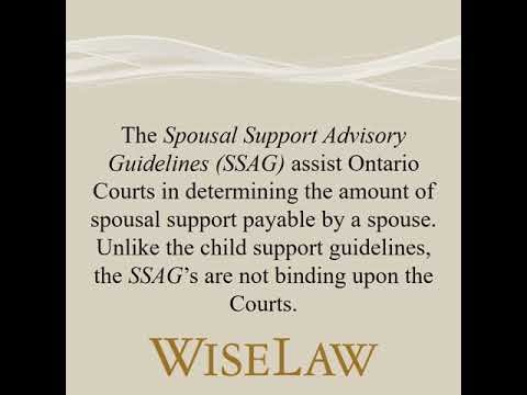 Family Law Ontario Undertasking To Care For Child