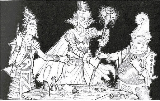 Erol-Otus Wizardsloot