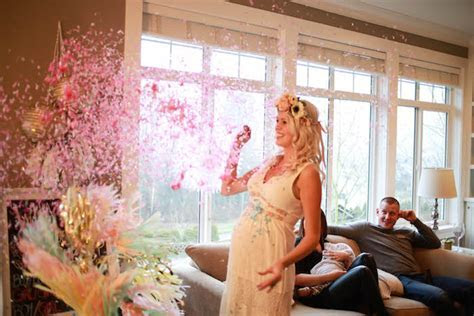 Kara's Party Ideas Boho Inspired Twins Gender Reveal Party