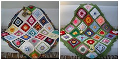 Our SIBOL Flower Blankets.