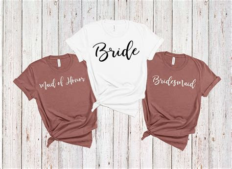 Bridal Party Shirt   Twisted Hangers