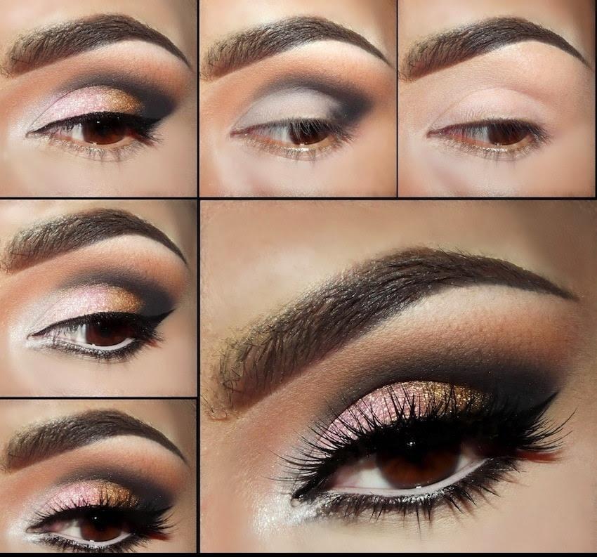 How To Do Eye Makeup For Beginners | Makeup Tutorials